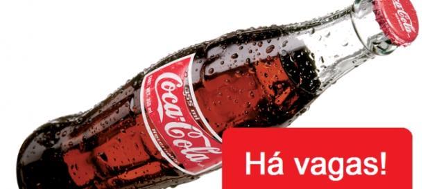 Foto: Coca Cola - Há vagas no Brasil na Coca Cola Femsa.