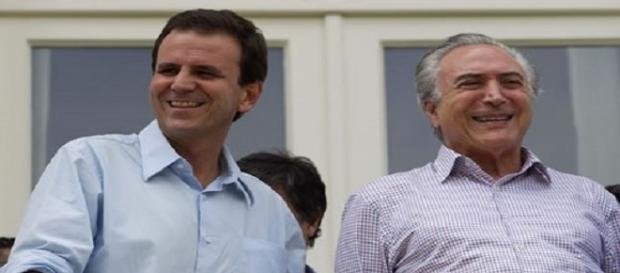 Governador e presidente mantêm bom relacionamento