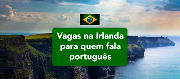 Irlanda tem vagas para profissionais que falam português - Foto: Reprodução Cupollilarintercambios