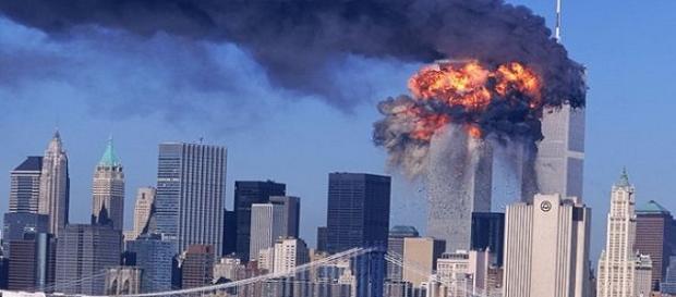 L'attentato alle torri gemelle dell'11 Settembre 2001