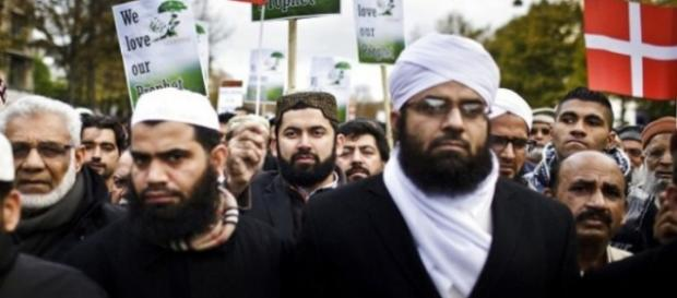 Legea Sharia impusă cu forța în Danemarca