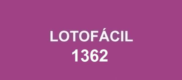 Milhares de apostas premiadas no sorteio dessa segunda-feira. Resultado da lotofácil 1362 anunciado!