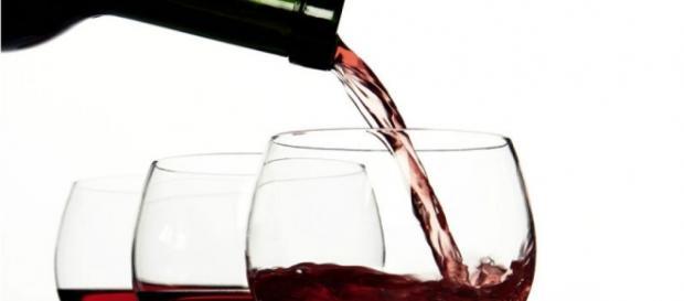 Negli ultimi cinque anni è diminuito notevolmente il consumo di vino.