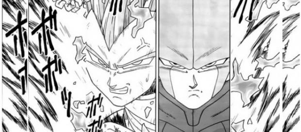 Vegeta Ssj Blue Vs Hit Tokitobashi.