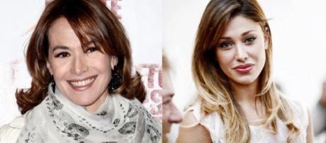 Gossip: Barbara D'Urso e Belen Rodriguez fanno discutere.
