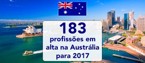 183 profissões em alta na Austrália - Foto: Reprodução Blogdamariafernanda