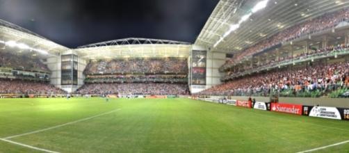 A Arena Independência é o palco de Atlético-MG x São Paulo