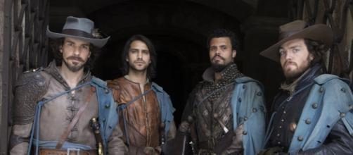 Finalmente The Musketeers ritorna con la terza stagione!