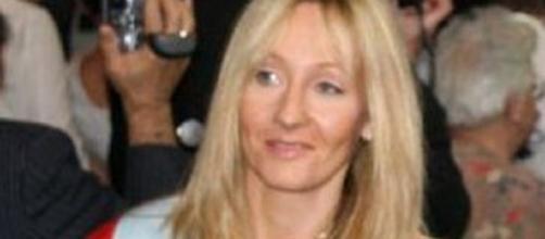 J.K. Rowling (Wikimedia SJ Hill)