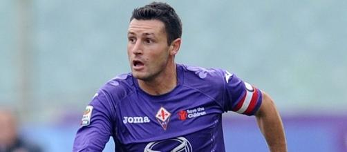 Manuel Pasqual, ormai ex capitano della Fiorentina