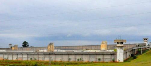 P2, Penitenciária de Presidente Venceslau, onde se encontram os criminosos mais perigosos do estado.