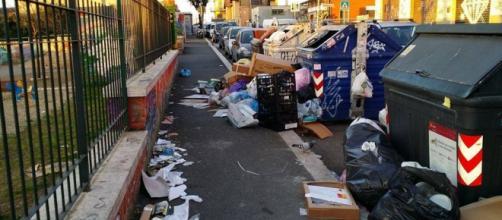 Roma tra degrado e disagio sociale