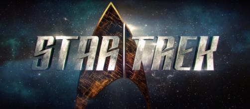 "Screenshot of ""Star Trek"" (2017) logo. CBS/YouTube."