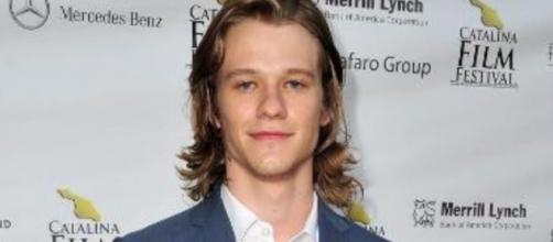 Source: Lucas Till at an event on a video from YouTube