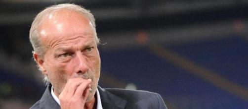 Walter Sabatini, attuale direttore sportivo della Roma