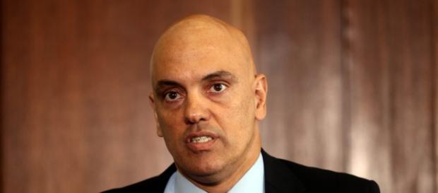 Alexandre de Moraes, Ministro da Justiça (Foto: Estadão)