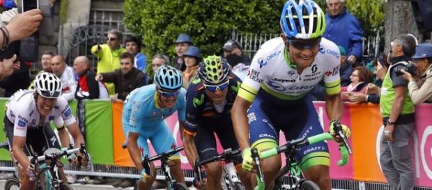 El italiano Diego Ulissi se hizo con la victoria en la etapa 11 del Giro
