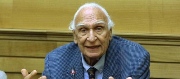 Il leader radicale Marco Pannella.
