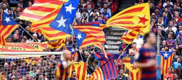 Las esteladas prohibidas en la Copa del Rey, un ataque a la libertad individual.