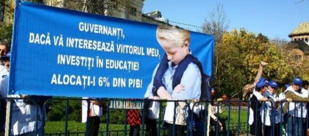 Sindicaliștii din educație nemulțumiți de noile salarii