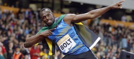 Bolt é recordista mundial dos 100 e 200 metros rasos