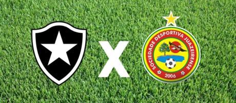 Botafogo recebe Juazeirense pela Copa do Brasil