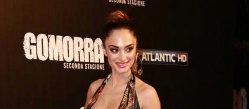 Denise Capezza, la bella Marinella di 'Gomorra 2'.