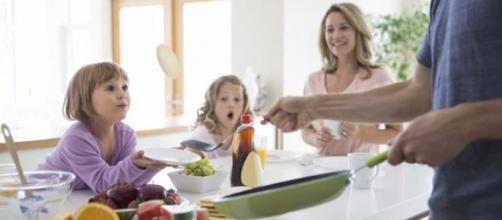 Dieta DASH ad azione salutare per tutta la famiglia.