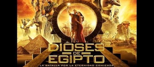 Dioses de Egipto 22 de junio en cines