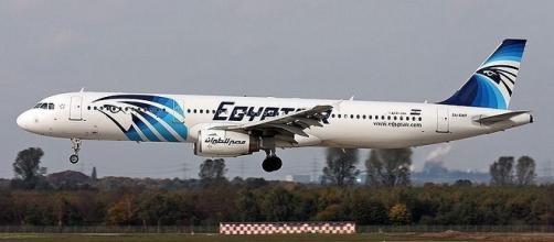 El avión de EgyptAir se desapareció en pleno vuelo