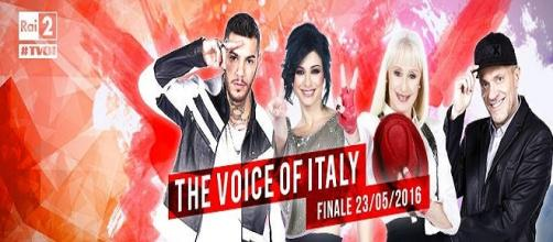 Finale The Voice of Italy 2016: le anticipazioni