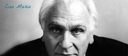 Marco Pannella era nato a Teramo il 1930