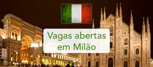 Milão tem centenas de vagas de emprego - Foto: Reprodução Maltagems