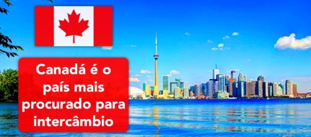 Canadá fica em primeiro lugar em ranking de intercâmbio - Foto: Reprodução Dicasdehoteis