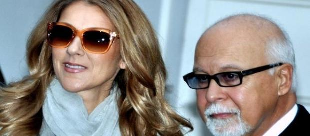 Celine Dion told Angelil to go in peace. (Wikimedia)