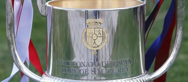 Copa del Rey, la competencia española que viste al campeón de liga.