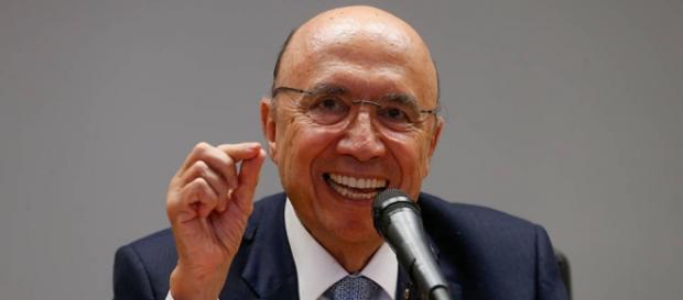 Henrique Meirelles atual ministro da Fazenda