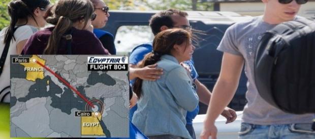 Queda o Airbus da Air Egypt, suspeita de terrorismo