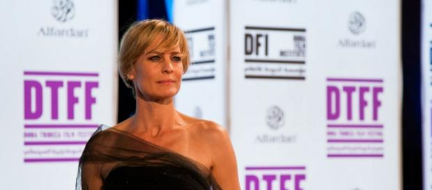 Robin Wright - by Omar Chatriwala Flickr