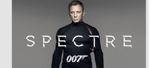 Sempre um mistério para James Bond.
