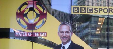 Gary Lineker, Match of the Day (Flickr)