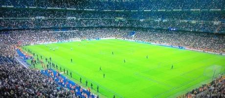 O Bernabéu recebe o Real Madrid-Manchester City da Champions League