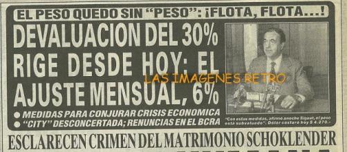 El Rodrigazo para sincerar la economia