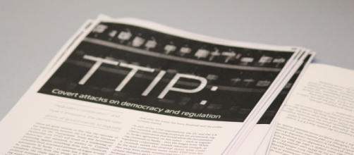 El TTIP pretende equiparar las normativas comerciales de Europa y Estados Unidos