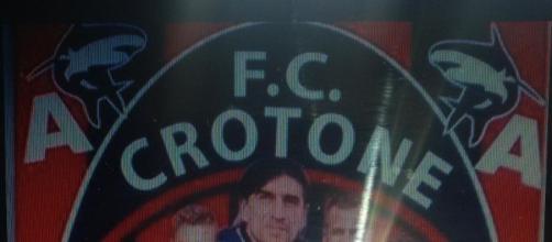 I magnifici eroi della squadra del Crotone calcio