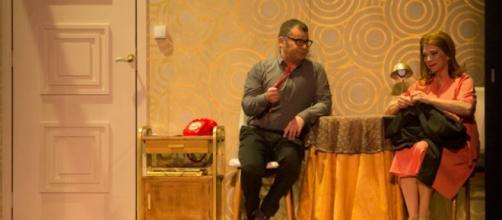 'Iba en serio', la obra teatral de J J Vázquez.