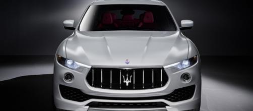 La nuova Maserati Levante 2016