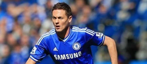 Nemanja Matić centrocampista del Chelsea
