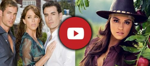 Novelas mexicanas no Youtube. Foto: Reprodução.