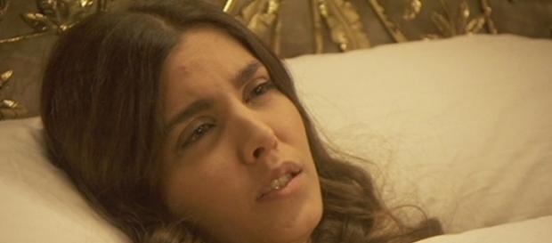 Amalia alla Villa, opera di Francisca?